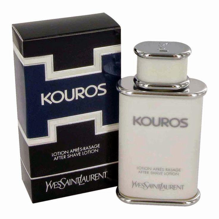 Kouros perfumes masculinos