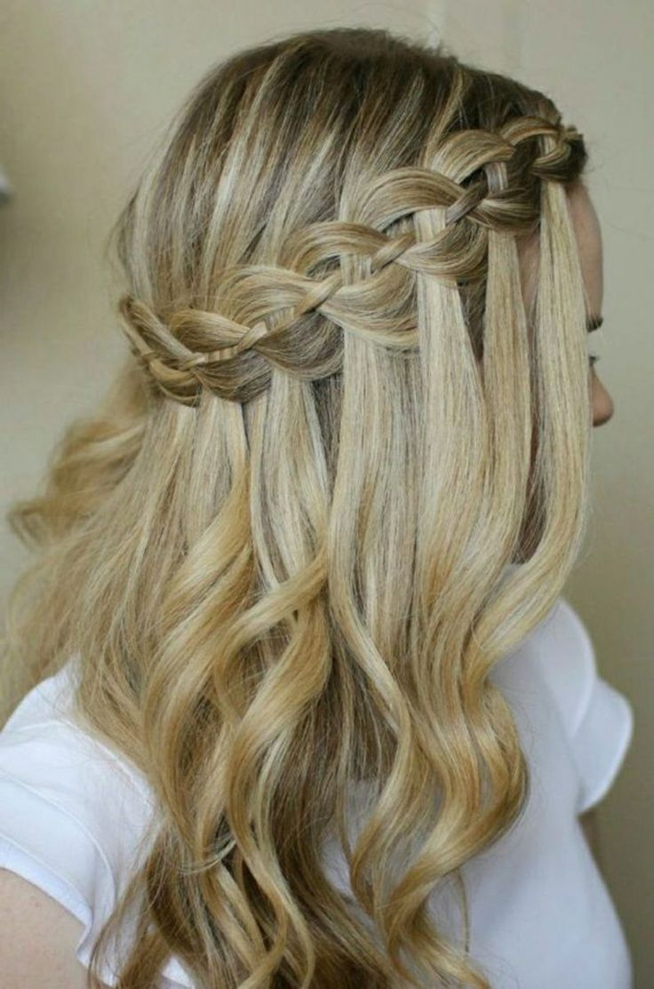 Elegant braiding hairstyles – instructions and inspiring ideas