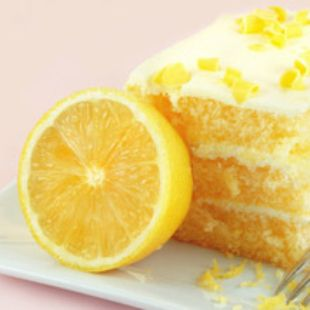 Luscious Lemon Supreme Cake: Duncan Hines Lemon Supreme Cake smothered in tangy, rich lemon frosting, you'll love the surprise layers of lemon filling.
