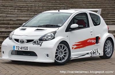 Toyota Aygo Crazy Concept (2008)