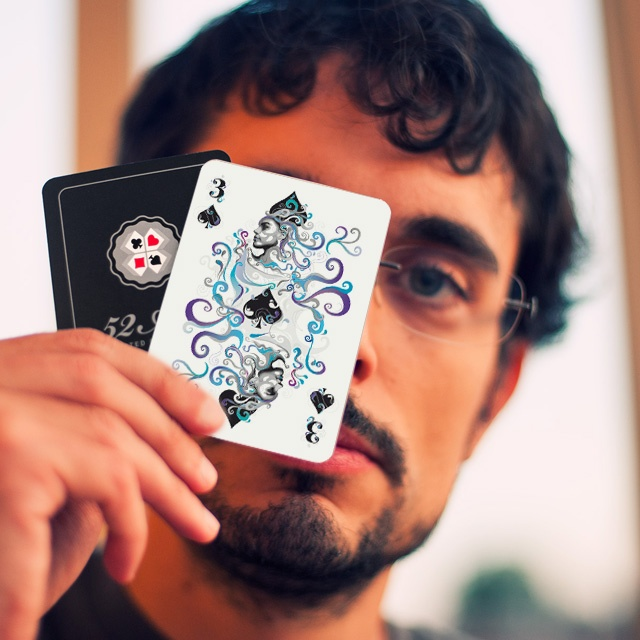Spade 3 - Alessandro Pautasso (ITA) - www.zeixs.com