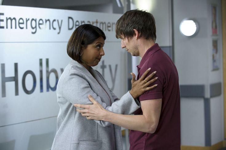 Casualty spoiler: Zoe wants Max back as she returns to the ED  - DigitalSpy.com