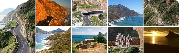 Chapman's Peak Drive - Scenic route from Noordhoek to Hout Bay