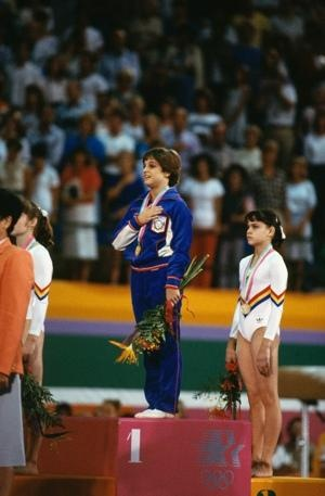 Game Changers: Olympic Stars of Yesterday - Mary Lou Retton