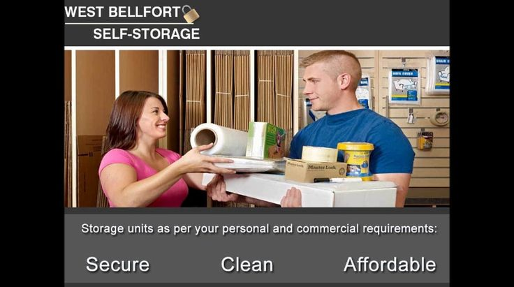 West Bellfort Self Storage is the Houston storage and moving company to call when you need an excellent storage facility or excellent movers.