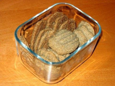 SHF/IMBB Cookie Swap: Melissa Clark's Buckwheat Cookies