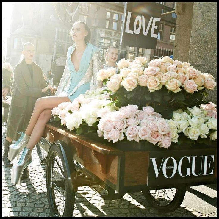 #Vogue #MeijerRoses