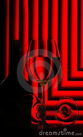http://www.dreamstime.com/royalty-free-stock-photo-wine-glasses-and-bottle-on-red-image16176065