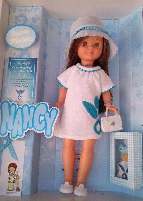 La Muñeca Nancy: agosto 2013