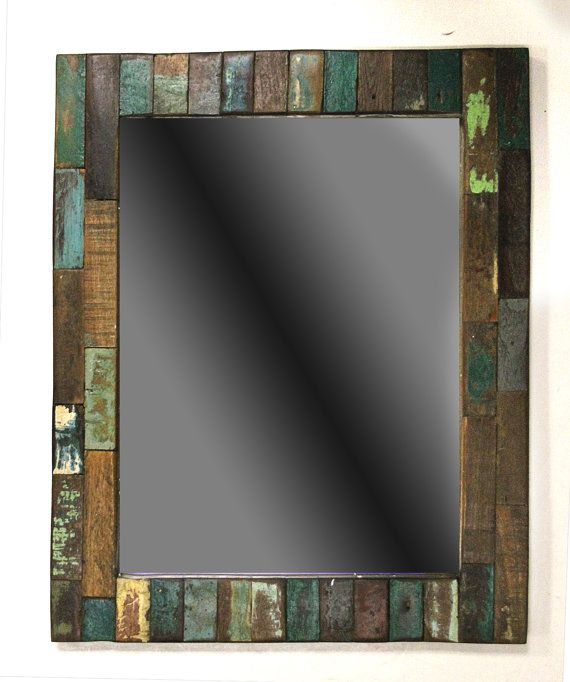 1000 Images About Pallet Mirror Ideas On Pinterest Decorative Wall Mirrors Diy Mirror And