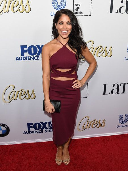Valery Ortiz attends the Latina 'Hot List' Party
