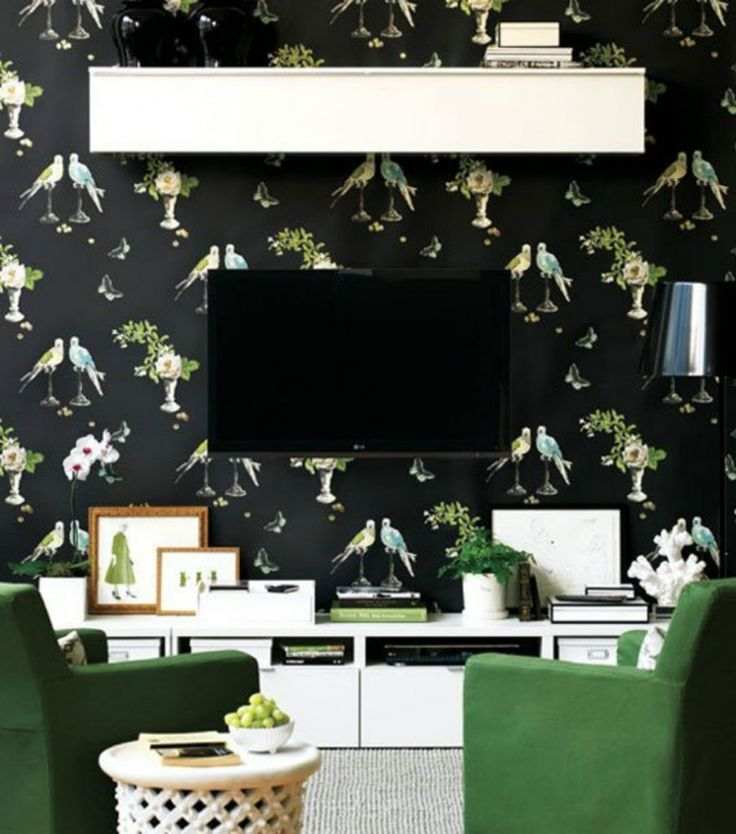 5 astuces pour camoufler sa télévision | elephant in the room