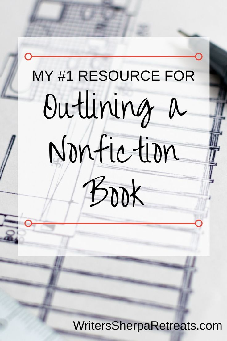 My 1 Resource for Outlining a Nonfiction Book in 2020