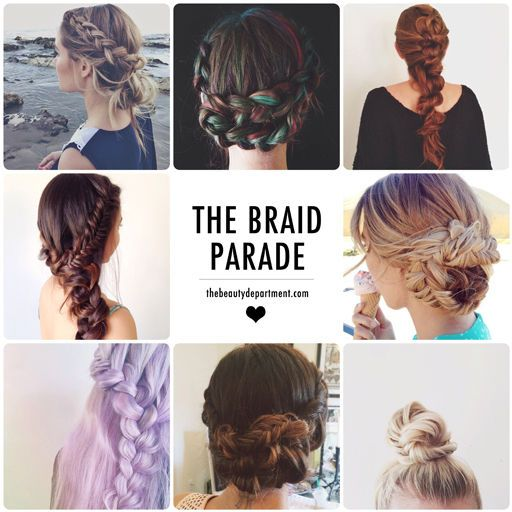 Braid Parade