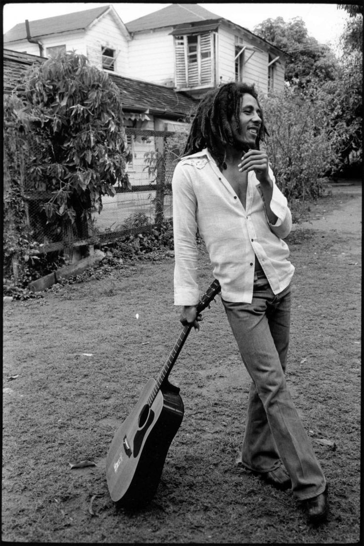"Bob Marley - ""Soul Rebel"":  by David Burnett 