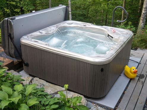 find this pin and more on jacuzzi exterior