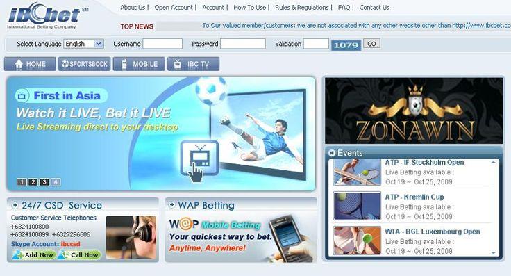 Bola Online Ibcbet adalah sebuah Produk Betting Online yang berbasis Betting Sportbook (Olah Raga). Ibcbet menjadi salah satu sebuah perusahaan besar yang bergerak di bidang Betting Online. Ibcbet mempunyai beragaram jenis permainan, seperti Sportbook, Casino, Live Casino, Bingo, Number Game, dan juga Mini Game. Operator perjudian asia yang berbasis multi merek ini memberikan jasa taruhan menggunakan pasar Eropa dan Asia Pasifik.