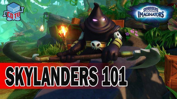 Skylanders 101 HOOD SICKLE