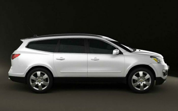 2017 Chevrolet Traverse is the featured model. The 2017 Chevrolet Traverse 2LT image is added in car pictures category by the author on Sep 7, 2016.