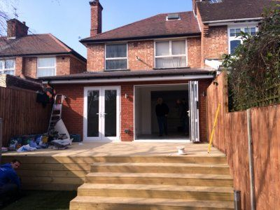 New Build & Design Ltd - professional contractors offers various building services around London and surrounding areas. http://www.propertylondon.net