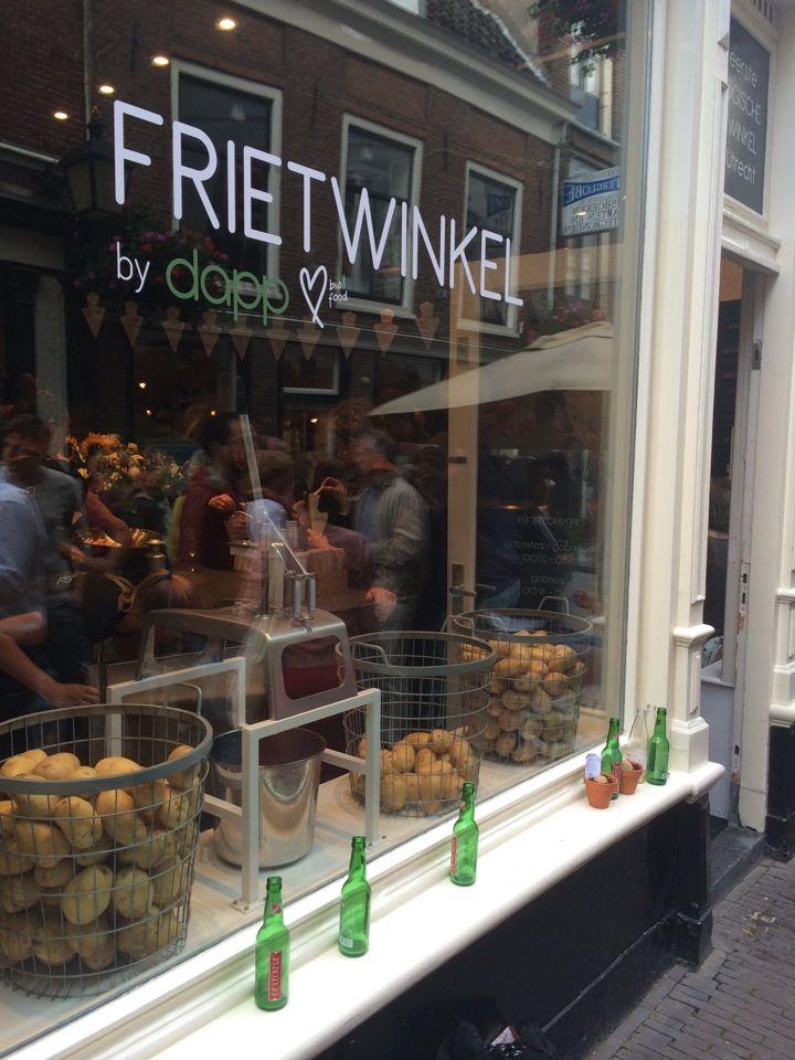 Frietwinkel in Utrecht, Utrecht