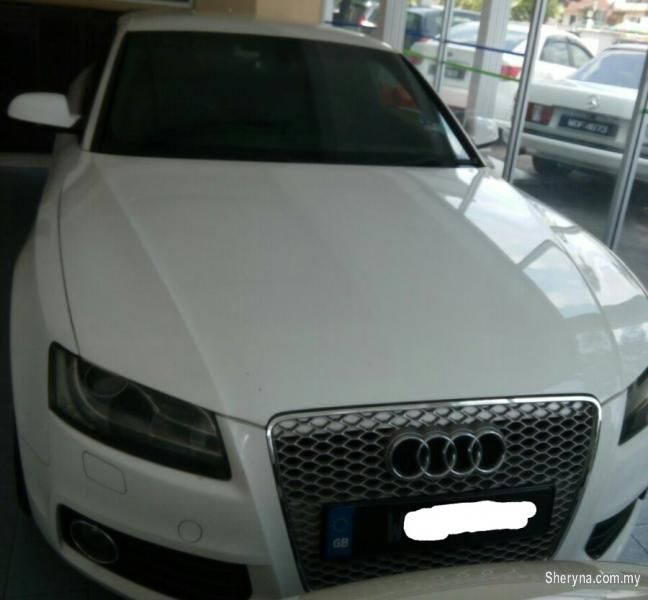Used AUDI A5 2013 for sale, RM48,000 in Kajang, Selangor, Malaysia. AUDI A5 2. 0L S-LINE QUATTRO SPORT. 2000CC AUTO. MANUFACTURED 2010/