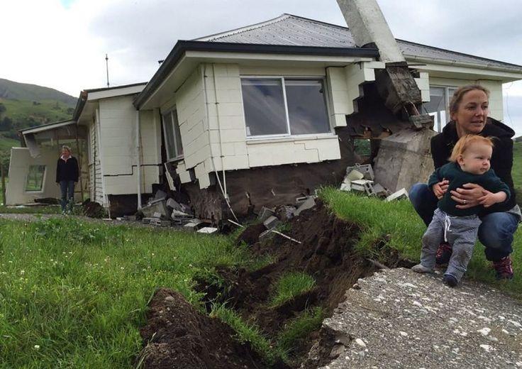 Kaikoura earthquake effects