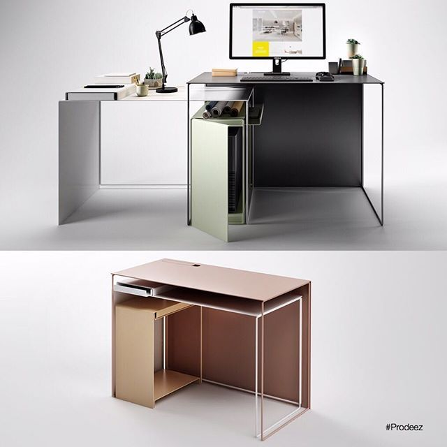 Join Desk by Giuseppe Burgio. For more info and images visit www.prodeez.com #furniture #desk #creative #design #ideas #designer #giuseppeburgio #interior #interiordesign #product #productdesign #instadesign #furnituredesign #product #productdesign #art #instadesign #industrialdesign #prodeez #architecture #style