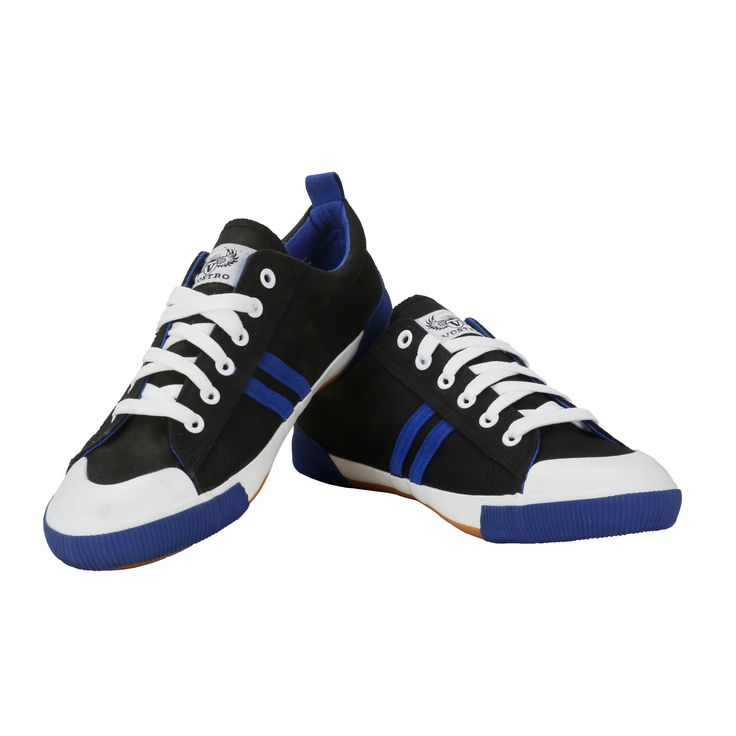 Vostro RN03 Black Blue Men Casual Shoes only at Rs. 999/- Shop Now http://vostrolife.com/men/everyday/vostro-rn03-black-blue-men-casual-shoes-vcs0127