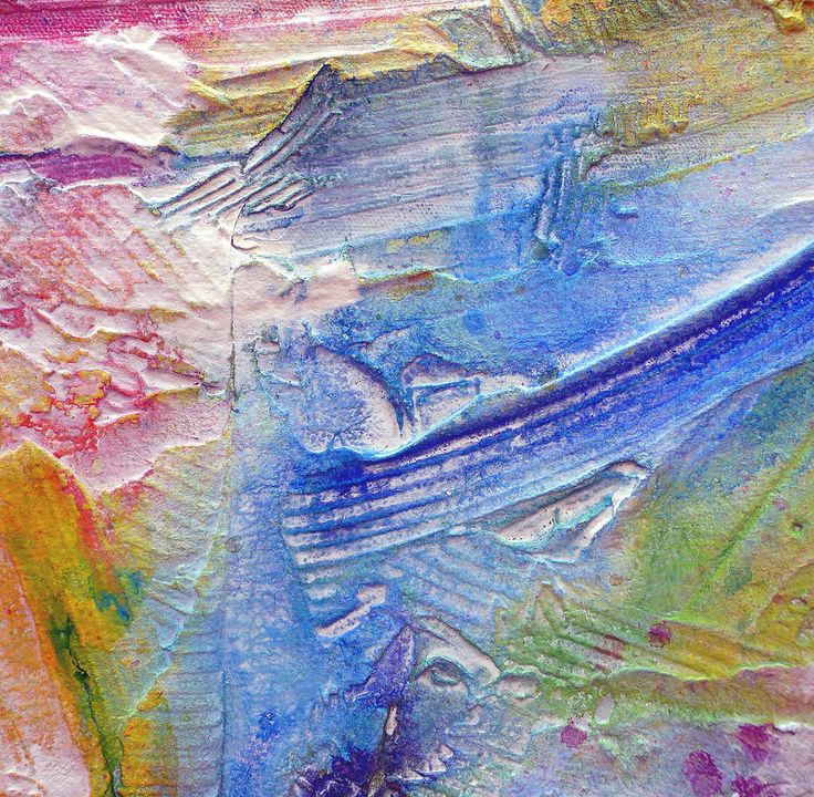 Abstract 6 by Tracy Bonin abstract art, abstract painting, canvas, texture, mixed media, acrylic, home decor, pink, blue, purple, yellow, orange, white, contemporary art, modern art