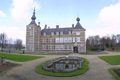 Kasteel Eijsden in Eijsden (Zuid-Limburg) - VVV Zuid-Limburg