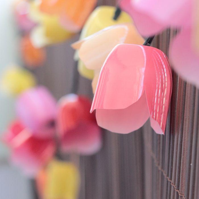 Créer une guirlande d'extérieur colorée | Idée Créative | DIY Création et décoration