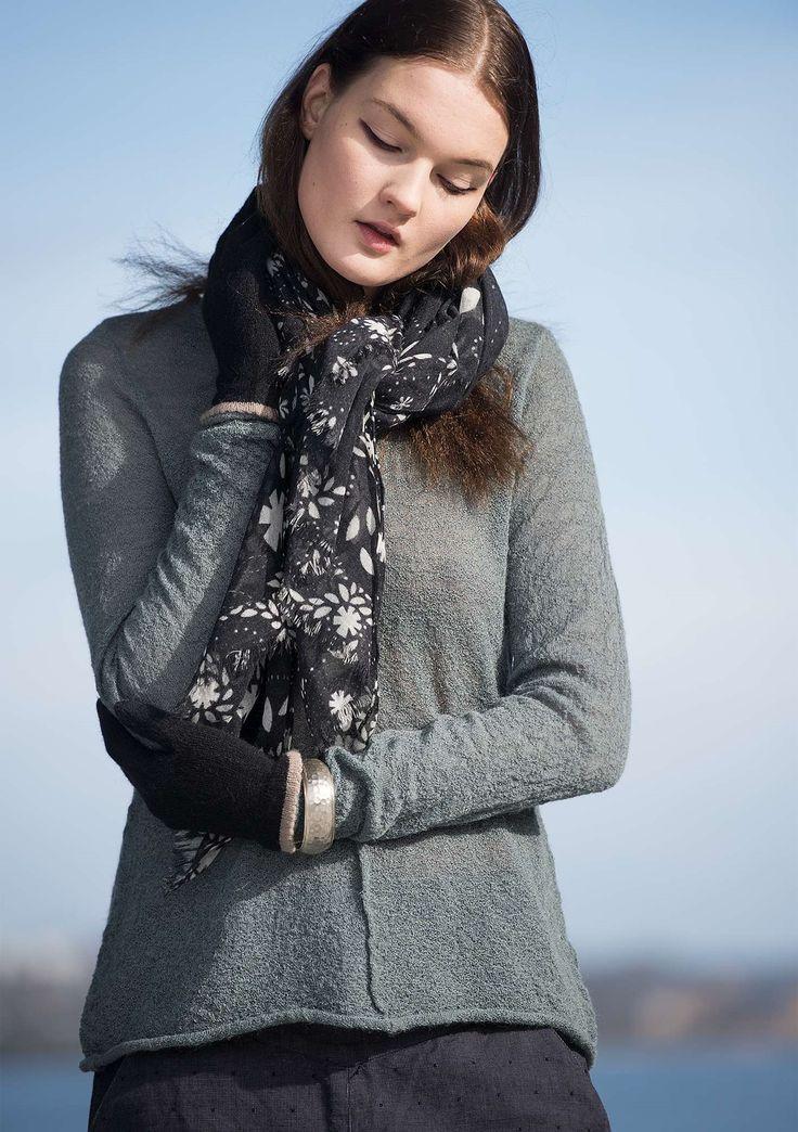Urbant vintervackert – Gudrun Sjödén