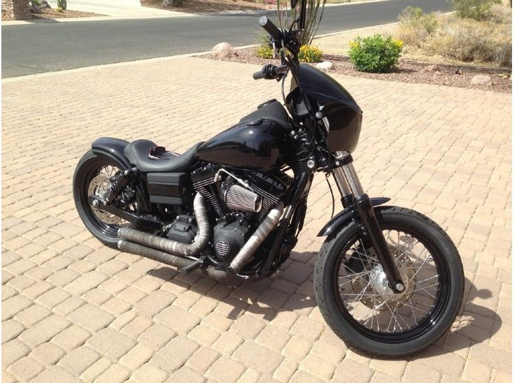 111 best streetbob images on pinterest custom bikes custom 2007 harley davidson dyna motorcycle listing fandeluxe Images