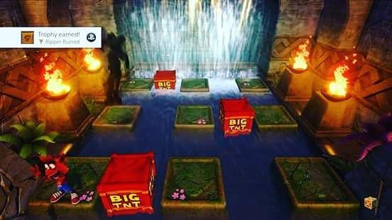 Our #Hero #Crash - #Bandicoot  #RedWolfNine #PS4 #PSN #Playstation #playstation4 #playstationvr #Gaming  #Online #Multiplayer #FPS #Battlefield #Battlefield4 #BF4