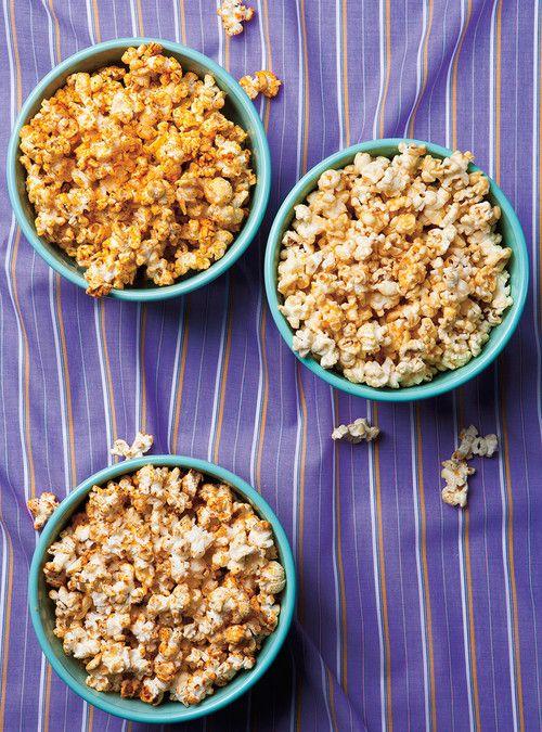 Popcorn BBQ  Recettes   Ricardo je l'ai ensuite mis au four à 250 degrés pendant 30 minutes pour qu'il sèche.