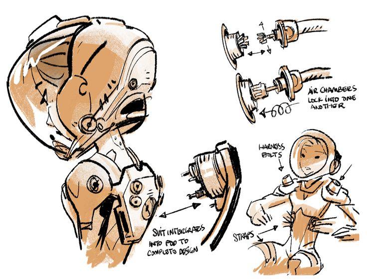 Character Design References Website : Art by scott watanabe website scottwatanabe