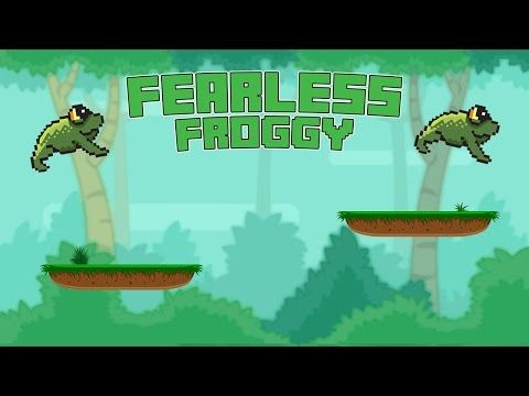 Fearless Froggy: Download Now - Free App On iOS & Android!