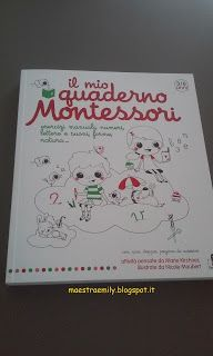 MaestraEmily: QUADERNO... MONTESSORI!