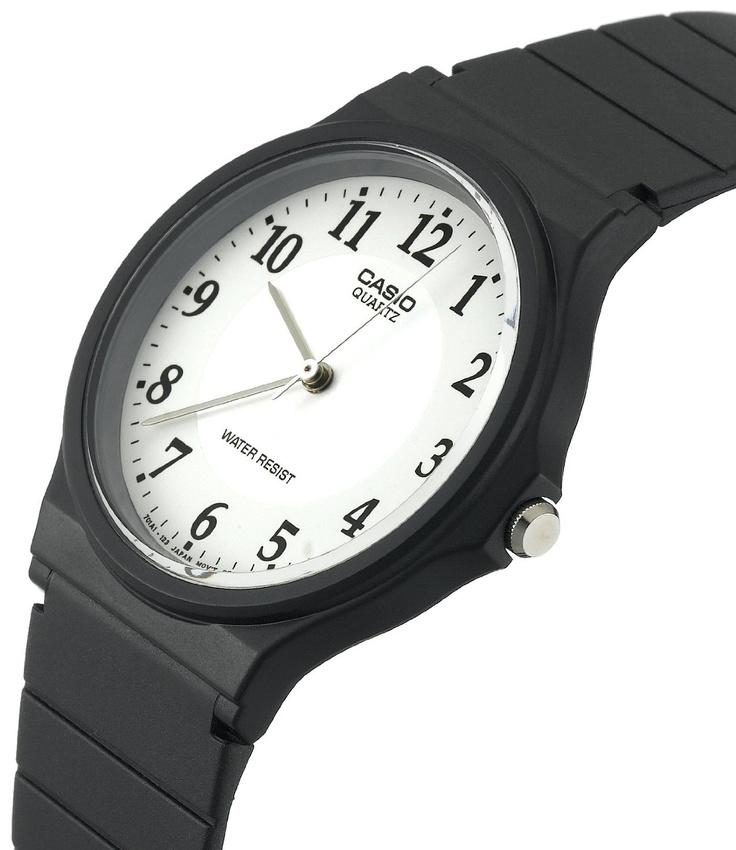 Casio Women's MQ24-7B3 Classic Analog Watch Price: $8.59 ...