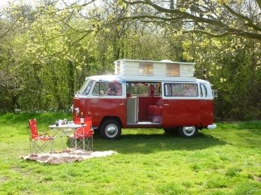 Hippy Campers, Winchmore Hill, London
