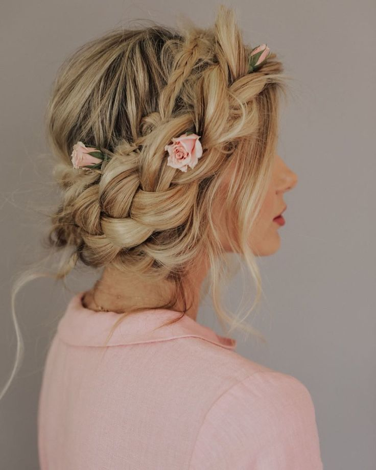 Country Wedding Hairstyles: Pin By Shawna Michelle On McDougall Wedding