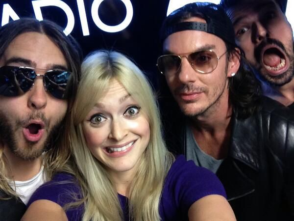 fearne cotton @Fearne Cotton Today it's all about these guys R1livelounge pic.twitter.com/3nTxLt0MTA