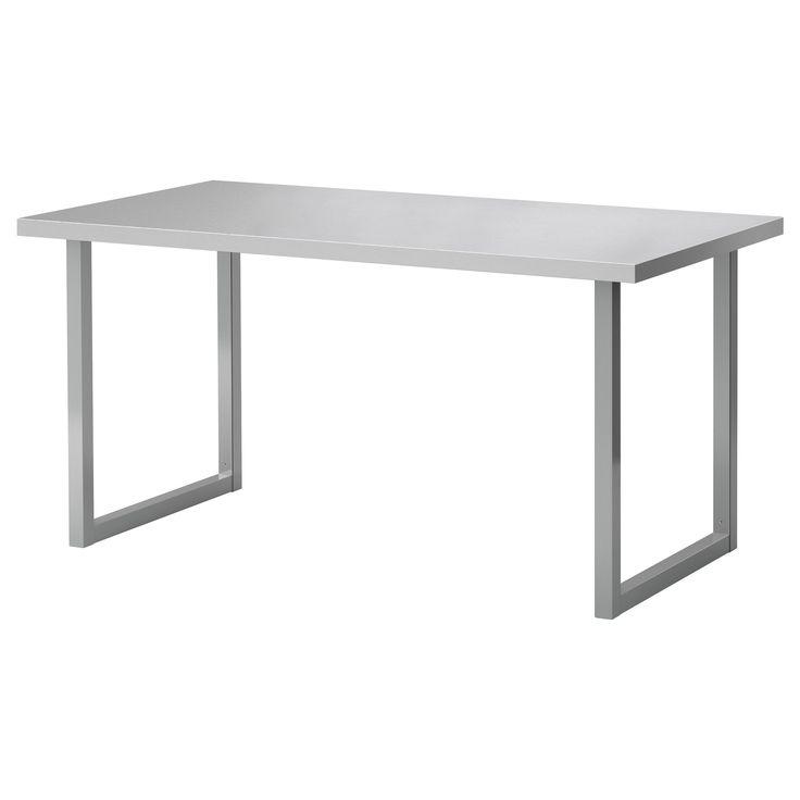 VIKA HYTTAN/VIKA MOLIDEN Table - IKEAOffices Desks, Moliden Tables, Tables Legs, Vika Hyttan Vika, Hyttan Vika Moliden, Modern Desks, Ikea, Laundry Room, Amonvika Moliden