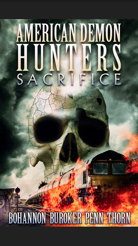 Sacrifice book cover