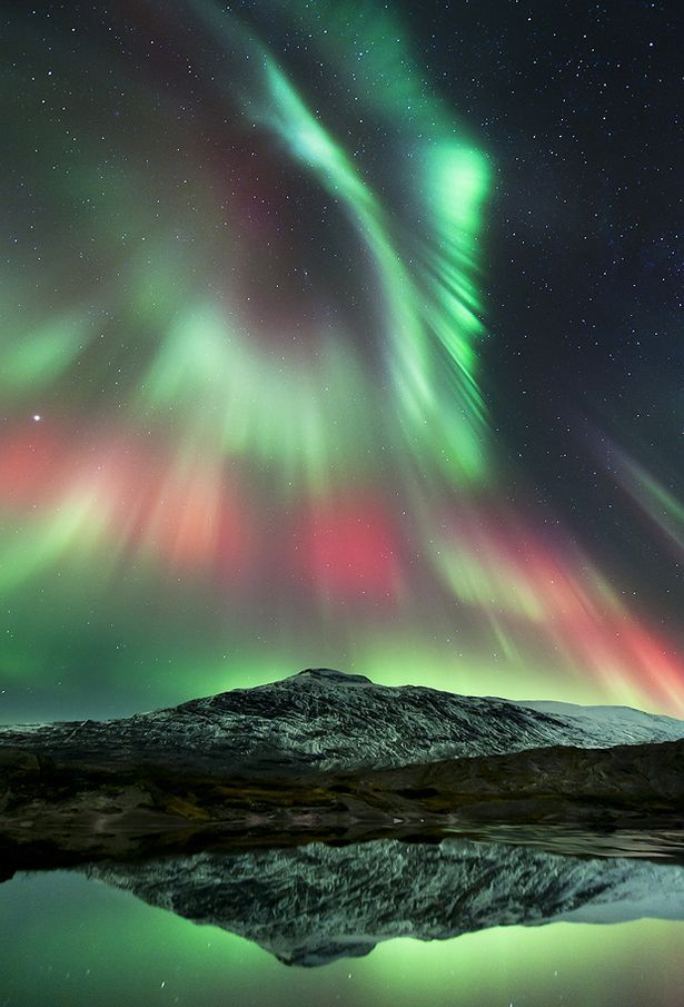 See The Northern Lights. Call a good travel agent.    http://www.globalholidays.co.uk