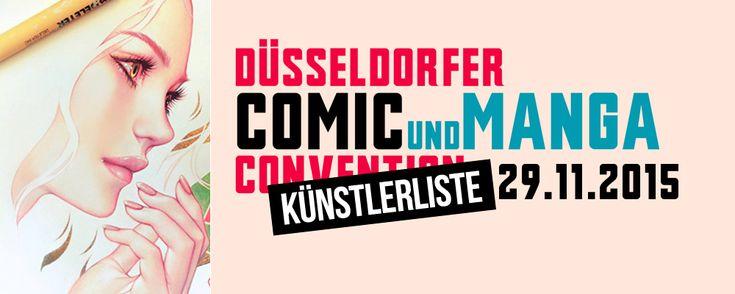 COMIC UND MANGA CONVENTION 2015  #CMC15 http://www.millus.org/2015/11/10/comic-und-manga-convention-2015/  #Comic und Manga Convention #Comicwelt
