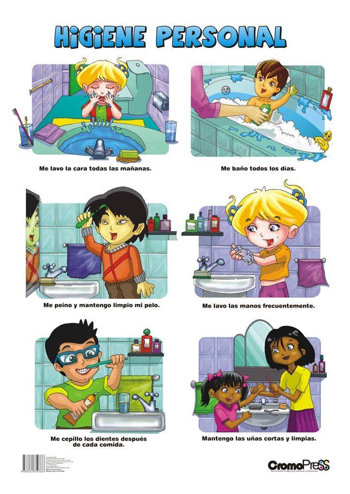 CONCEPTO DE EDUCACIÓN FISICA: Medidas de higiene corporal y de infraestructura.