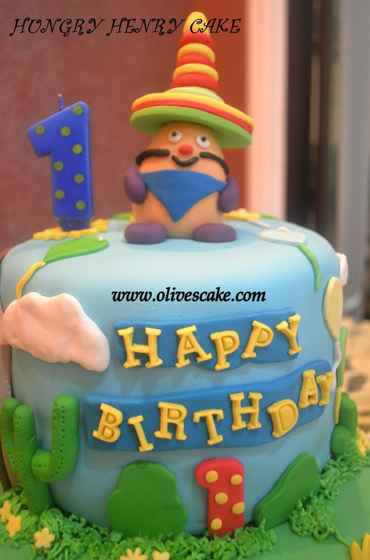 1000+ images about Baby TV cake on Pinterest Cakes ...