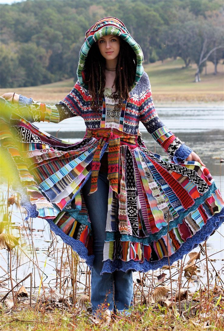 gypsy sweater coat